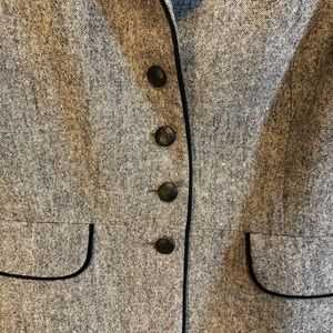 Banana Republic Jackets & Coats - Banana Republic HERITAGE Tweed Wool Jacket
